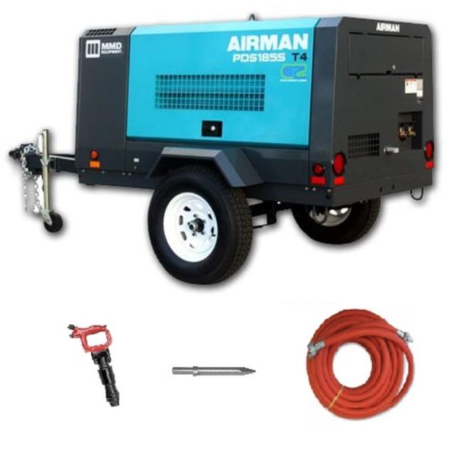 Where to find COMPRESSOR PACKAGE W 15  AIR CHIPPER in Baton Rouge