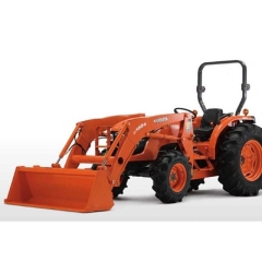 Rental store for TRACTOR W  LOADER- 50 HP CLASS, 4WD in Baton Rouge LA