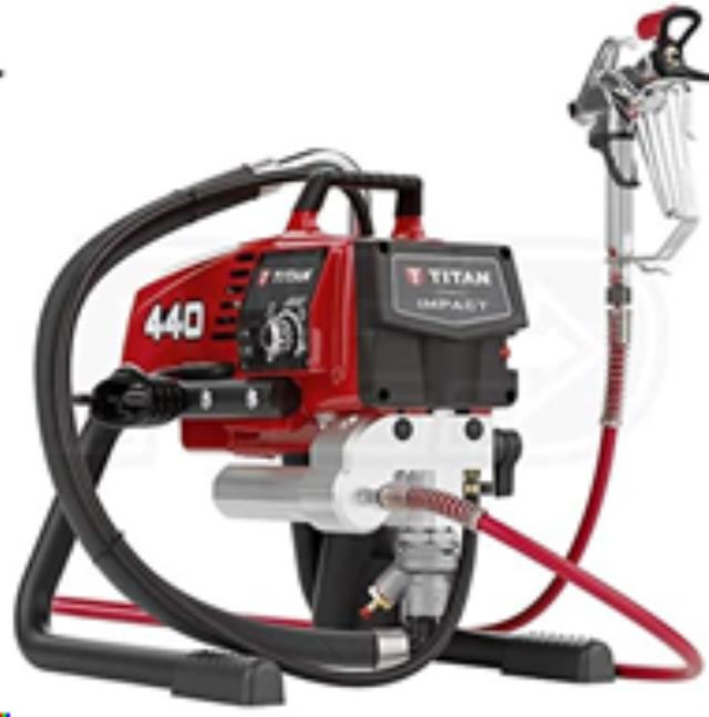 Where to find AIRLESS SPRAYER, CONTRACTOR in Baton Rouge