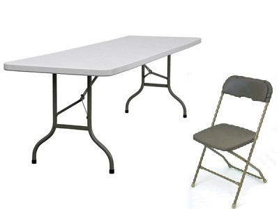 Rent Tables And Chairs